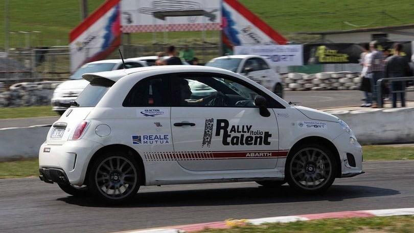 Rally Italia Talent: i vincitori 2016