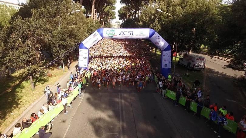 Amway Appia Run 2016: è record di arrivati