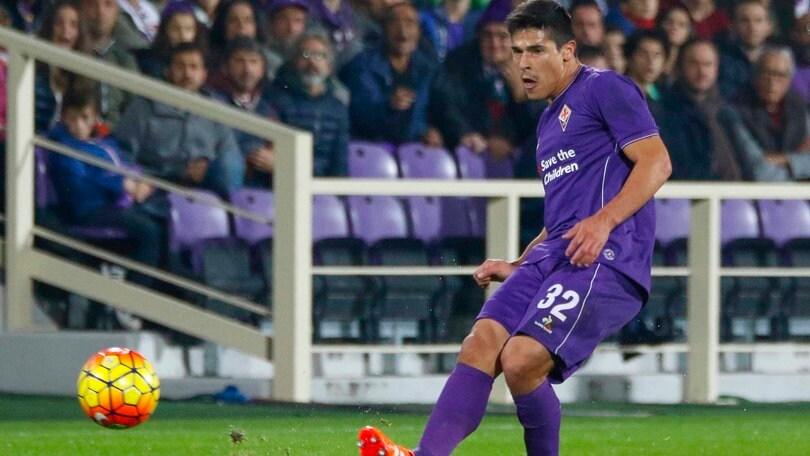 Fiorentina, Roncaglia: «Contro la Juve al massimo»