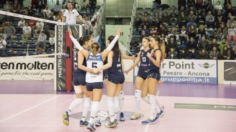 Volley: A2 Femminile, in quattro per un posto in A1