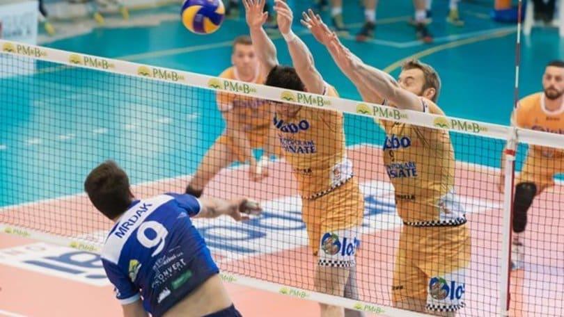 Volley: A2 Maschile, match ball per Vibo e Sora