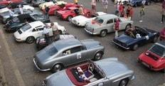 Targa Florio 100ª edizione: spettacolo con 400 macchine