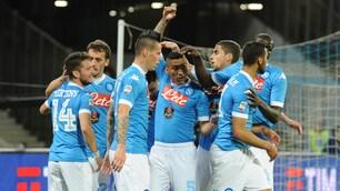Napoli-Bologna 6-0, che goleada al San Paolo!
