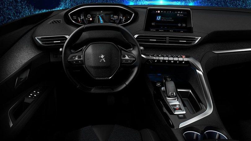 Peugeot i-Cockpit, massaggi e profumi
