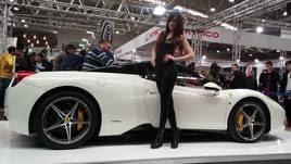 Supercar, le novità del Salone di Roma 2016