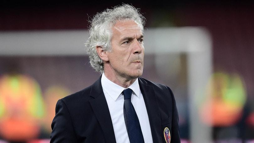 Serie A Bologna, Donadoni: «Missione riscatto dopo il Napoli»