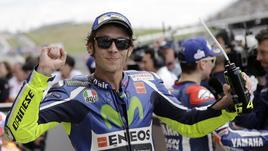 MotoGp, Rossi: «Peccato per Austin, a Jerez voglio il podio»