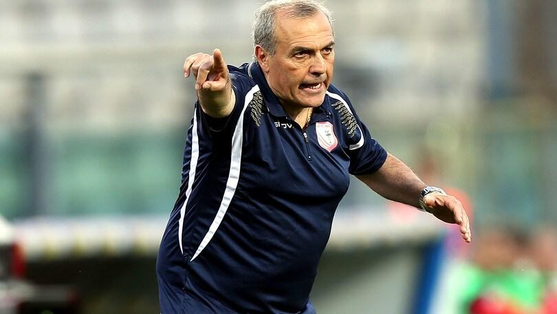 Serie A Carpi, Castori: «A Milano per fare risultato»