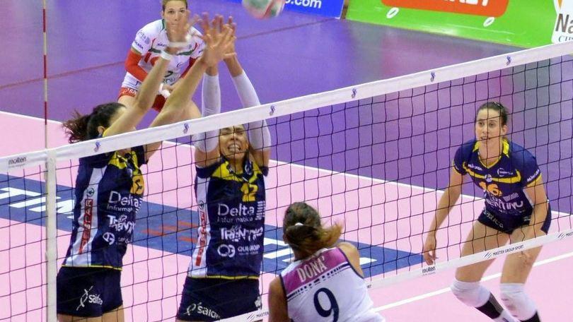 Volley: A2 Femminile, Trento colpo a Soverato, Monza supera Pesaro