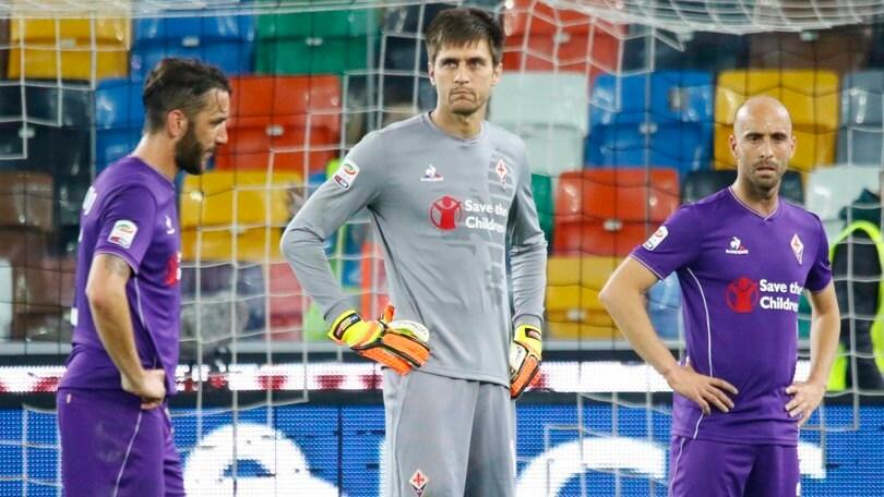 Contrordine Fiorentina la squadra ha mollato