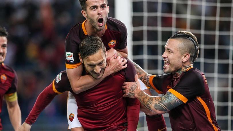 Serie A, Spalletti, lo dice anche Pjanic: «Totti è la Roma!»