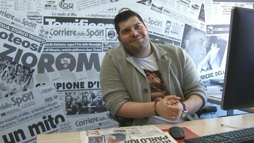 Salvatore Esposito: «Totti è la Roma, dategli quello che chiede»