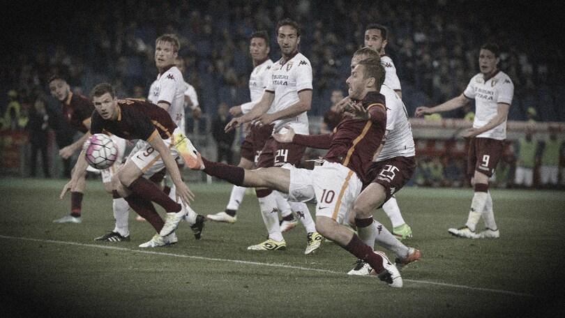 Roma, stadio Olimpico: «Io c'ero con Totti». Fra lacrime e delirio
