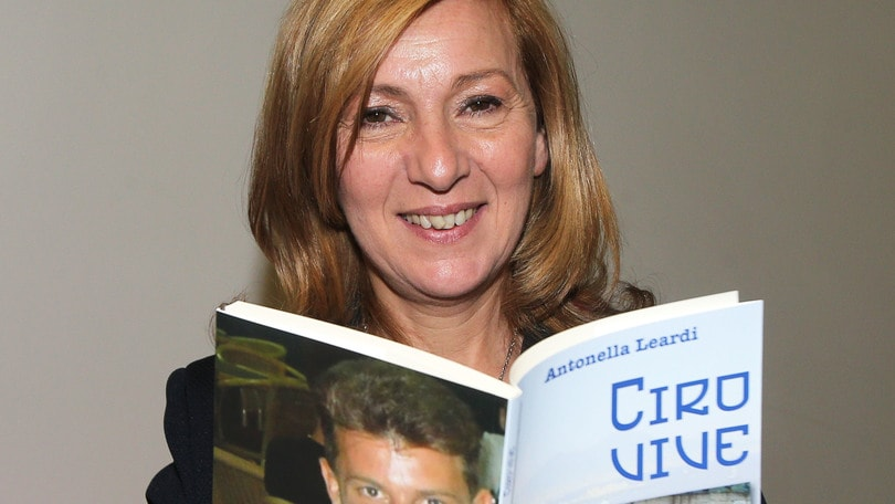La mamma di Ciro Esposito: «Prego per chi ha ucciso mio figlio»