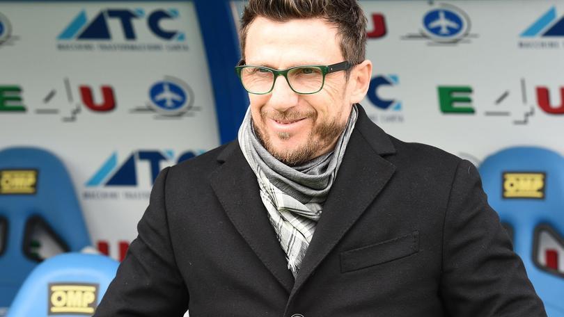 Serie A Sassuolo, Di Francesco: «Il rinnovo? Credo in questa società»