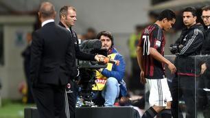 Milan, Brocchi sostituisce Bacca: quanta rabbia mentre esce