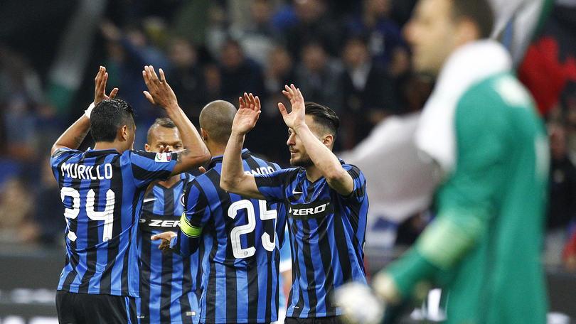 Serie A, Inter-Udinese: nerazzurri favoriti a 1,45