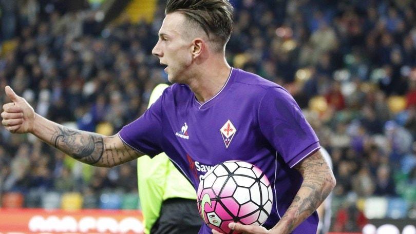 Serie A Fiorentina, Bernardeschi: «Segnare a Buffon? Non sarebbe male»