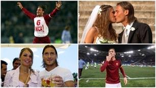 Totti-Blasi, da «6 unica» a «Ilary, ti amo»: 14 anni d'amore