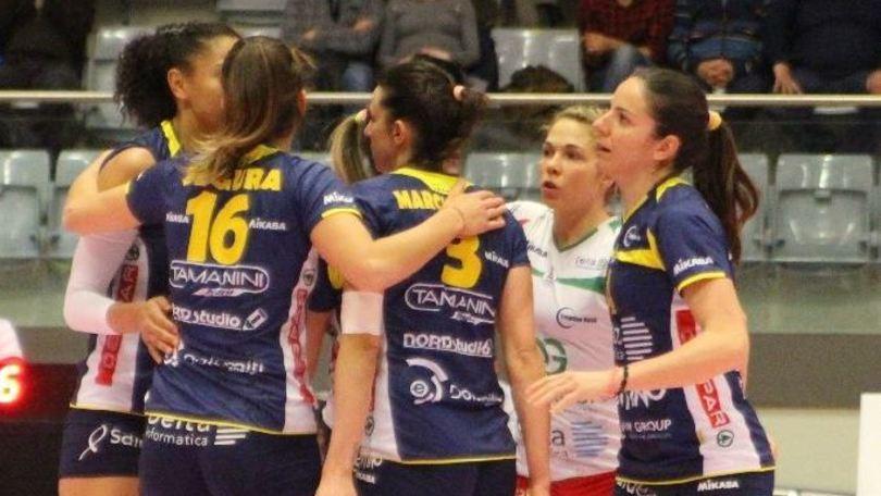Volley: A2 Femminile, nel week end Gara 2 delle semifinali Play Off
