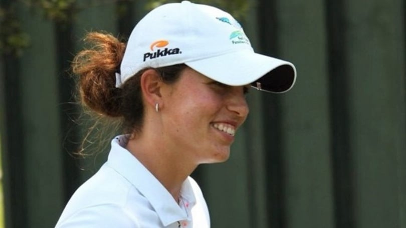 Golf, Giulia Molinaro: «Il sogno si chiama Olimpiade»