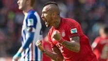 Bundesliga: Bayern, titolo a un passo. Vidal a segno
