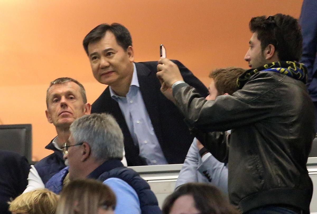 Ecco i cinesi a San Siro per Inter-Udinese