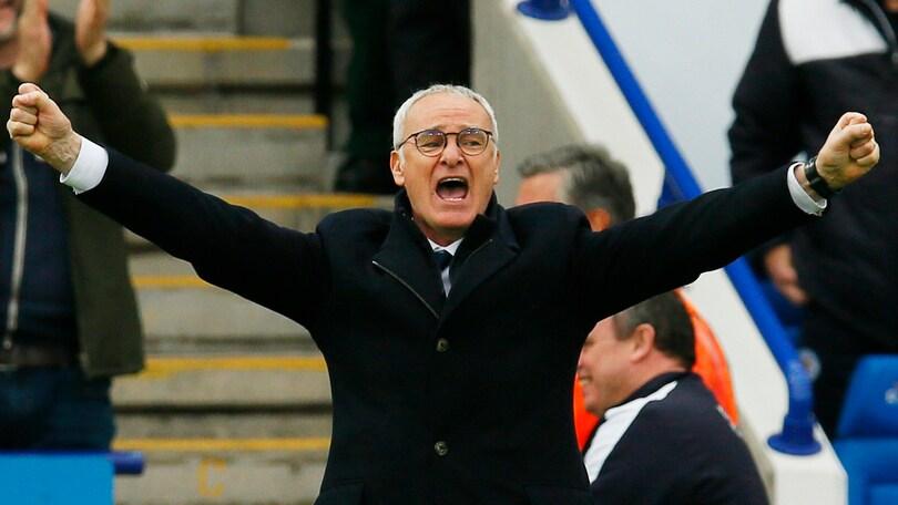 Leicester scriverà la storia dipinta di blu: e Ranieri invita il Principe William