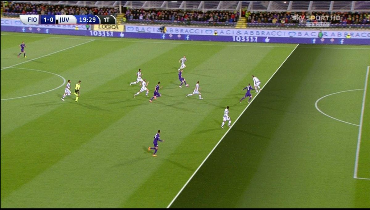 Fiorentina-Juventus, i disastri di Tagliavento