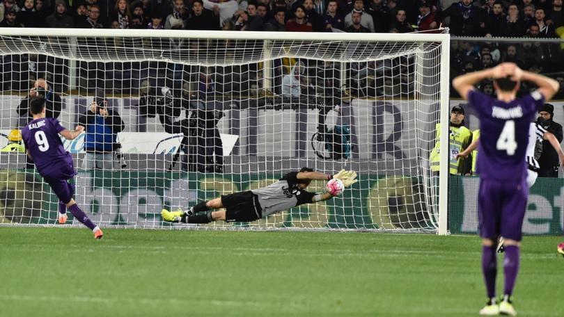 Serie A, Fiorentina-Juventus 1-2: super Buffon, le mani sullo scudetto