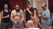 Castrogiovanni fugge a Las Vegas con Ibra: web scatenato