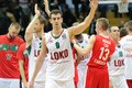 Basket Eurolega, impresa Lokomotiv: è Final Four