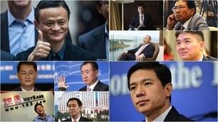 I cinesi che compreranno il Milan: ecco la short list, sono gli uomini più potenti d'Oriente