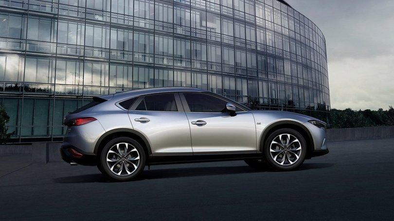 Mazda CX-4, guardare ma non toccare