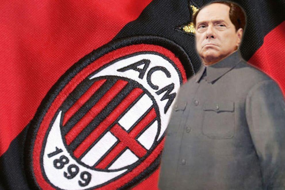 Calciomercato Milan, Berlusconi vende ai cinesi e il web si scatena