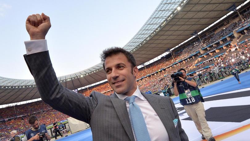 Calcio,Del Piero: «Racconterò ai nipoti la favola del Leicester»