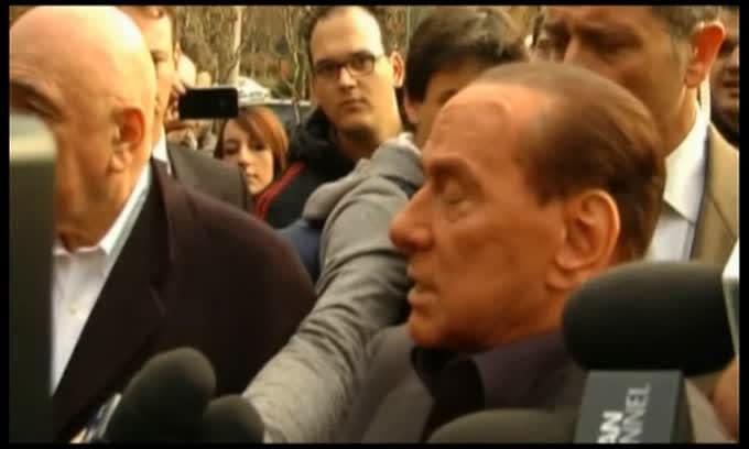 Berlusconi dice sì ai cinesi