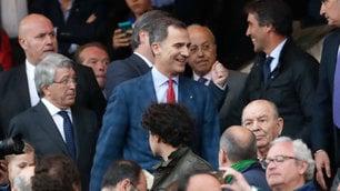 Atletico Madrid-Bayern Monaco, anche il re di Spagna al Calderon