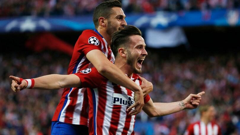 Champions League, Atletico Madrid-Bayern Monaco 1-0: capolavoro Saul. Simeone batte Guardiola