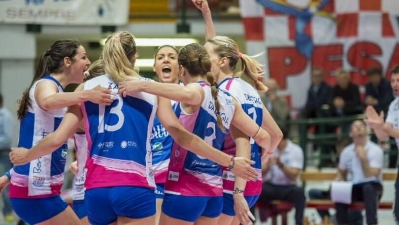 Volley: A2 Femminile, Monza fa sua Gara 3 e conquista la finale