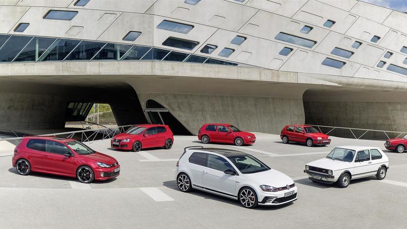 Volkswagen svell la Golf GTI più potente di sempre