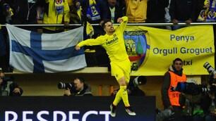 Europa League: il Villarreal stende il Liverpool. Pari tra Shakhtar e Siviglia