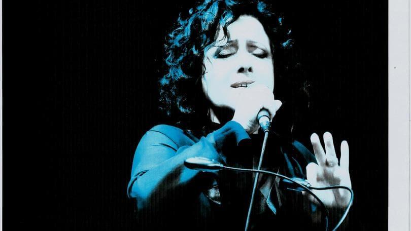 Antonella Ruggiero domani in concerto