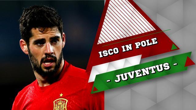 Juventus, più Isco di Oscar