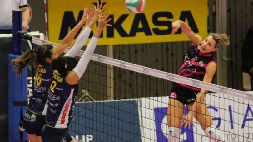 Volley: A2 Femminile, Monza-Trento per un posto in A1
