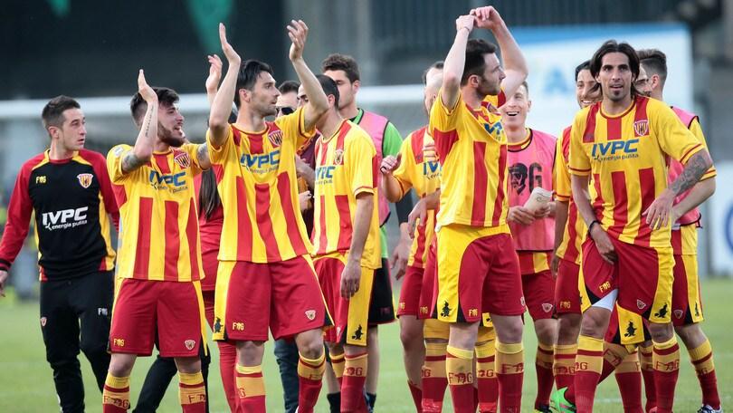 Lega Pro, Benevento in Serie B: che festa al Vigorito!