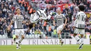 Serie A, Juventus-Carpi 2-0: festa scudetto con Hernanes e Zaza