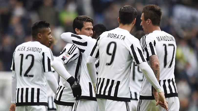 Serie A, Juventus-Carpi 2-0: che festa allo Stadium!