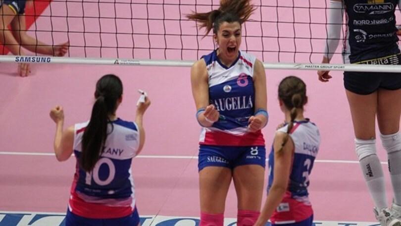Volley: A2 Femminile, Monza primo passo verso la Serie A1