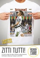 T-Shirt - Zitti Tutti!